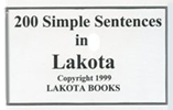 200 Simple Sentences in Lakota