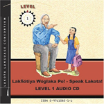 SPEAK LAKOTA LEVEL 1 CD